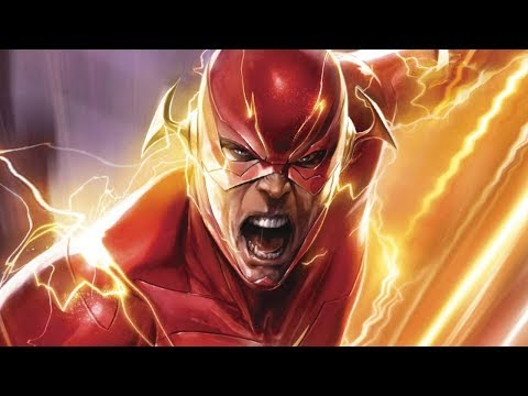 The Flash: A Complete History - Part 1 - The Rise of Superheroes