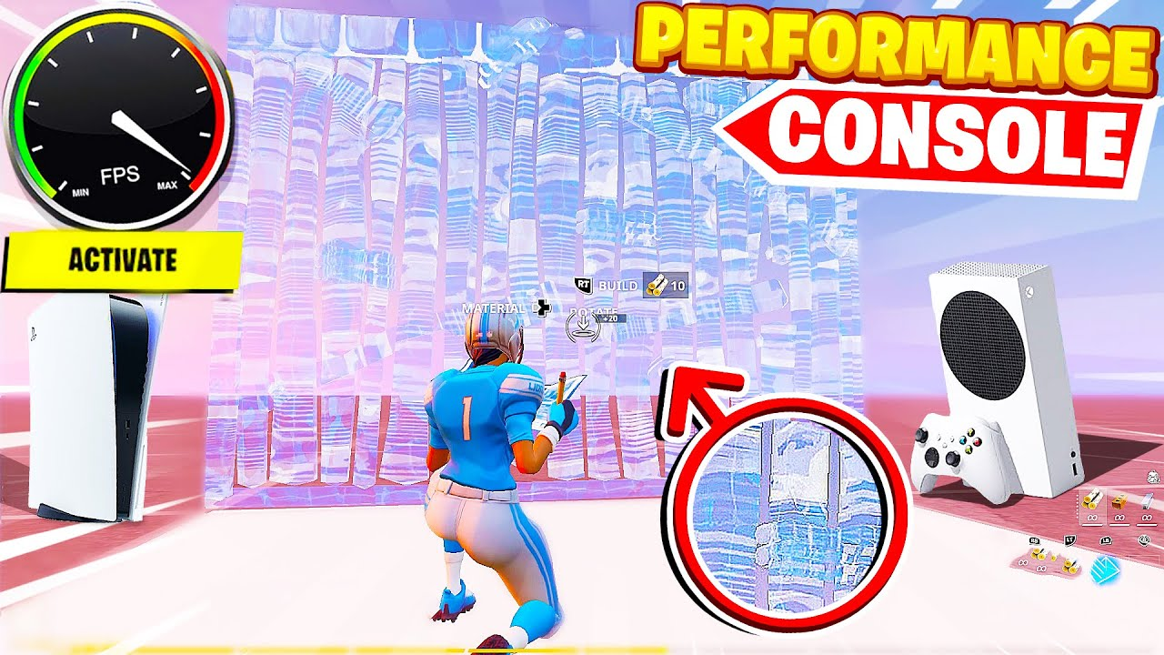 Download How to Get PERFORMANCE MODE On Console! (XBOX/PS4/PC/PS5/SWITCH)