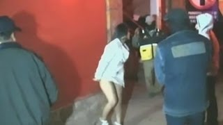 Cajamarca: Ronderos castigaron a meretrices en popular