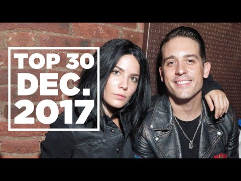 Top 30 Songs Chart   December 16, 2017   洋楽 ヒット チャート 最新