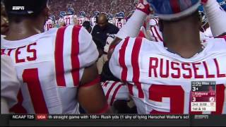 Alabama vs Ole Miss 2015 Just The Plays