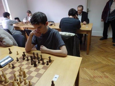 Banter Blitz with International Master Leon Livaic