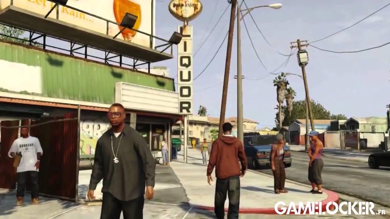 Download Analyse GTA 5 : Le Trailer complet décrypté en français