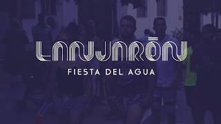 Promo Fiesta del agua en Lanjarón