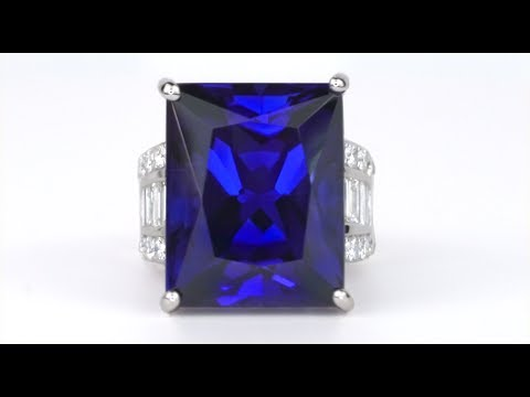 the-world's-most-valuable-42.44-carat-gia-certified-flawless-tanzanite-&-diamond-estate-ring