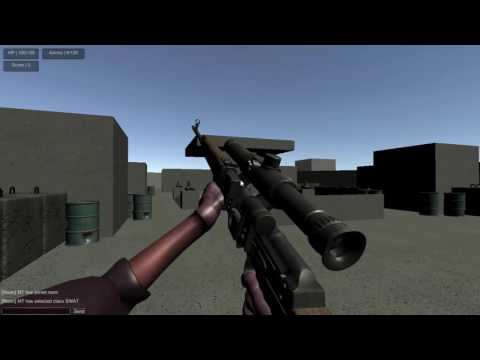Demo Multiplayer FPS