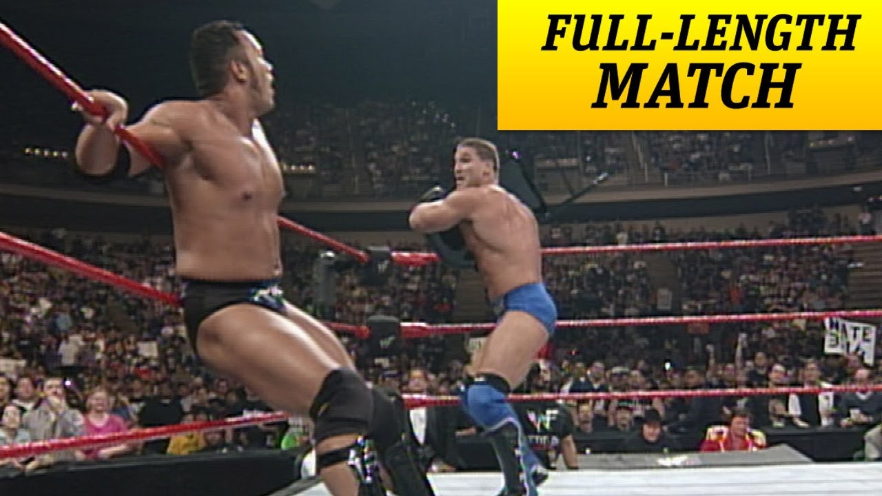 full length match raw ken shamrock vs the rock