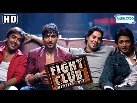 Fight Club - Members Only - Hindi Full Movie | Sunil Shetty - Ritesh Deshmukh- Bollywood Hit Movie
