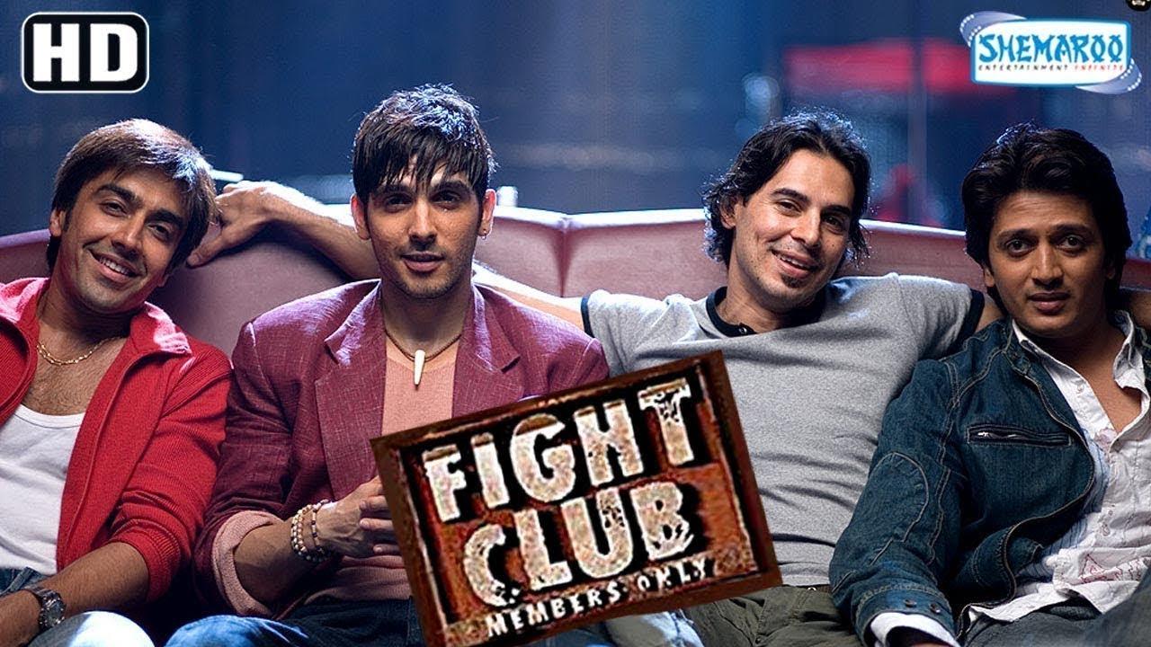 Fight Club - Members Only - Hindi Full Movie | Sunil Shetty - Ritesh Deshmukh  - Bollywood Hit Movie