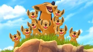 Мультфильмы Disney - Хранитель лев | Праздник Купатана (Сезон 1 Серия 8)