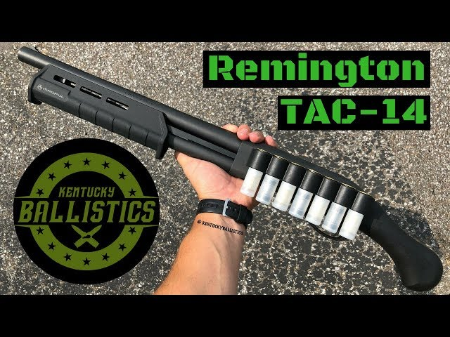 remington tac 14