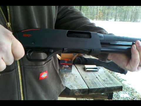 Winchester SXP Defender - Don't use low brass shells