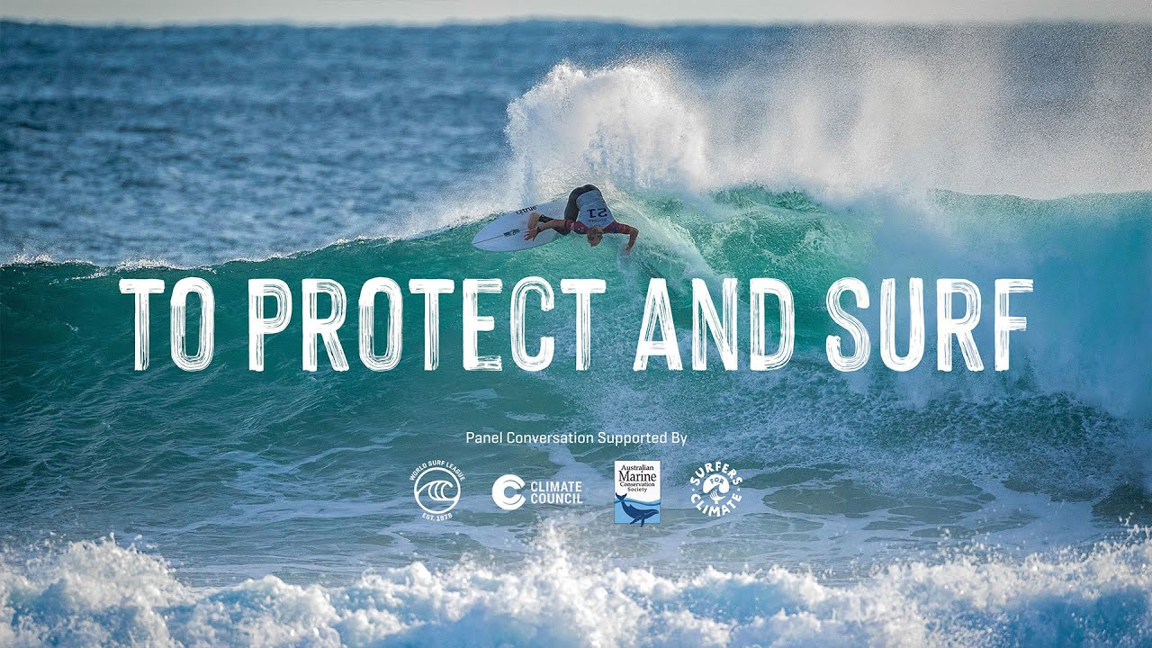 To Protect and Surf