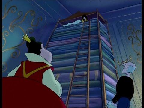 Принцесса мультфильм дания