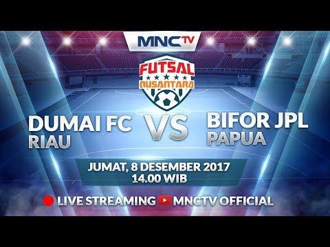 Dumai FC (RIAU) VS Bifor JPL (PAPUA) - Liga Futsal Nusantara 2017