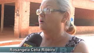 RECLAMAÇÃO SOBRE A ESTRADA DO PRATA EM BARRETOS (TV BARRETOS)