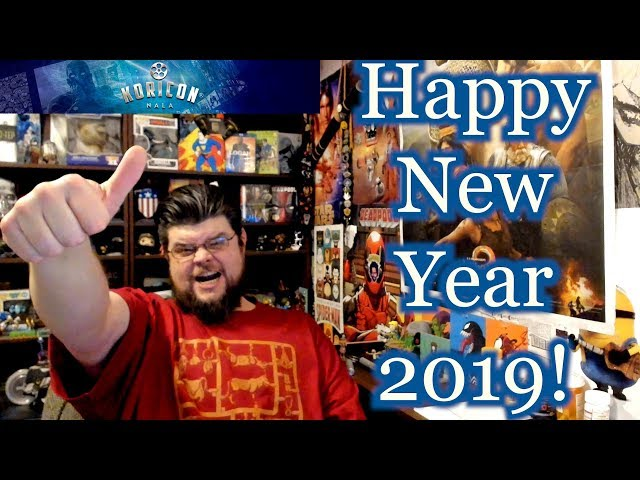 Happy New Year from Koricon Nala! Goals & Channel Info for 2019!