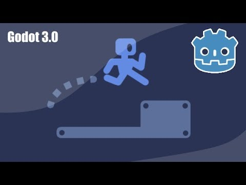 Godot Engine 3 - Platform Game Tutorial