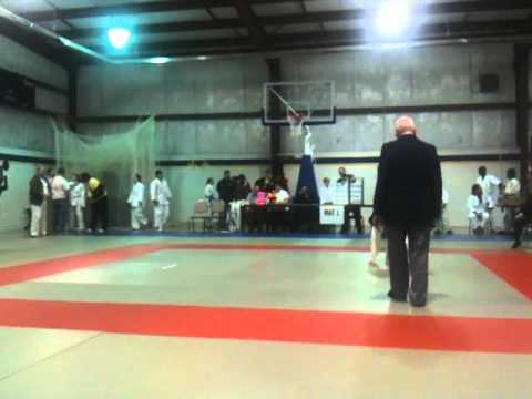 Corin - Gentle Way Judo Competition 2
