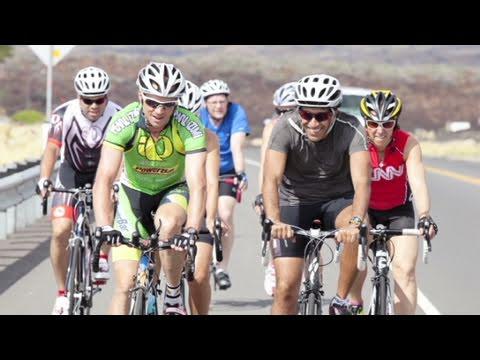 CNN: Sanjay Gupta talks triathlon in Hawaii
