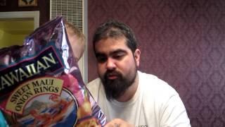 Chip Review #23:  Hawaiian Sweet Maui Onion Rings