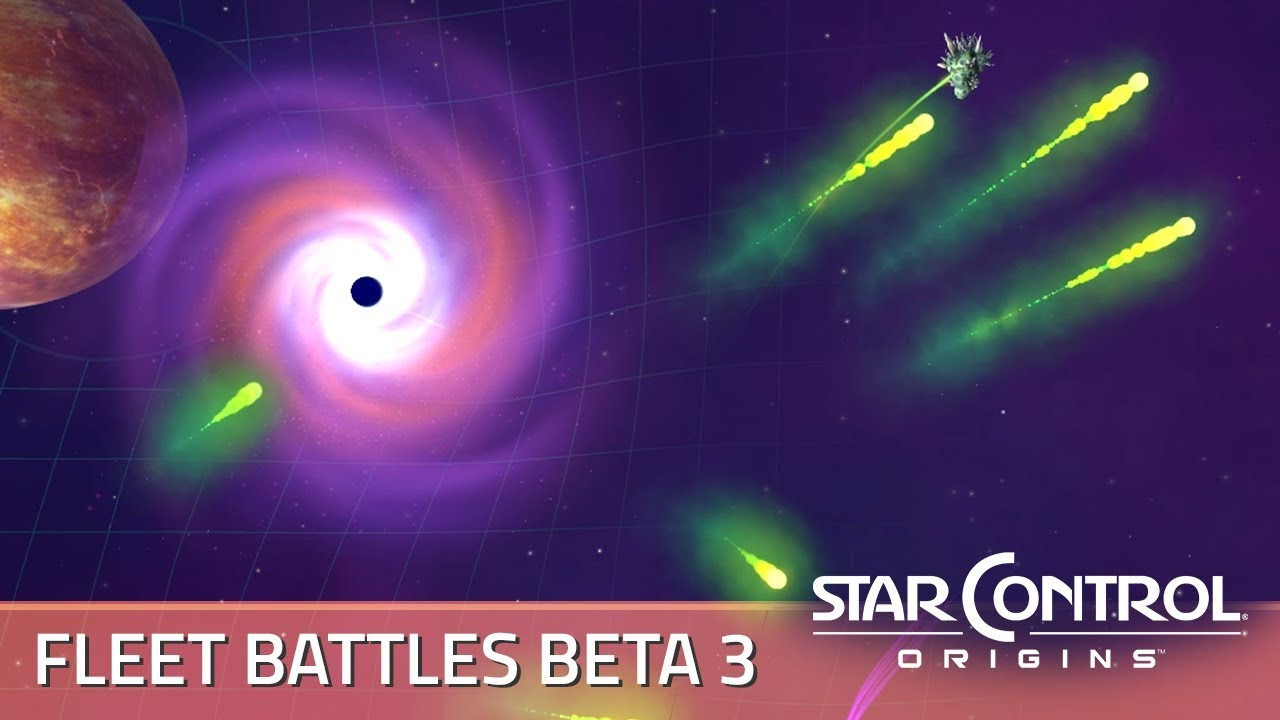Star Control®: Origins™ - Fleet Battles Beta 3 Trailer