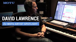 MOTU Artist Profile: film composer David Lawrence
