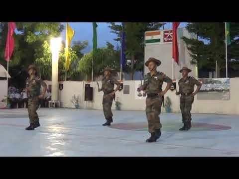 Assam Rifles UN MISSION in Haiti (2014-2015) 5th contingent