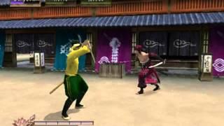 Way Of The Samurai 2 - Excalibur Gameplay