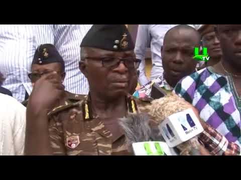 Kumasi Central Prison deny  tuberculosis outbreak