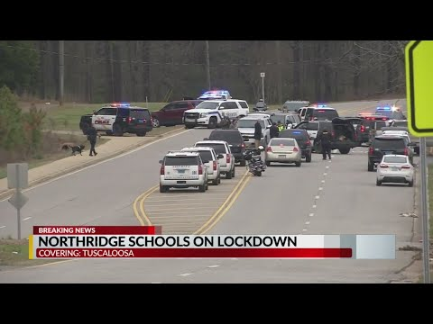 Northridge schools on lockdown