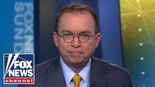 Mick Mulvaney goes inside border wall negotiations and a timeline for agreement, says the ball is in