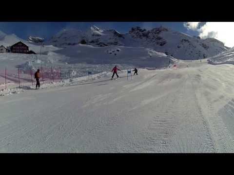 Esprite Beginners Race, Gressoney - Jake