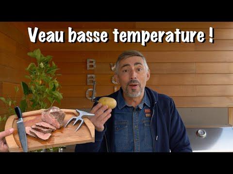 veau-basse-température---marquage-au-bbq-!