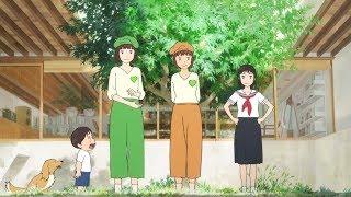 ダカラちゃん姉妹×「未来のミライ」のCM第2弾が公開