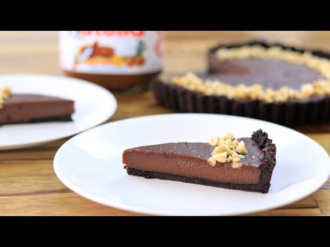 no-bake-nutella-tart-recipe