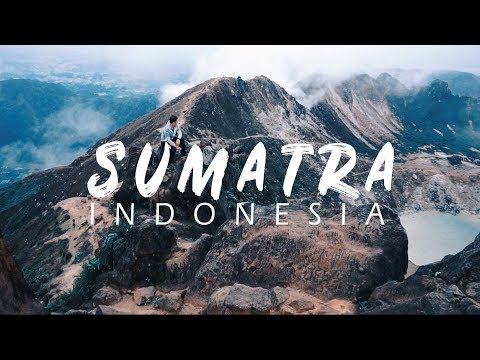 INDONESIA 印尼火山湖 THINGS TO DO IN NORTH SUMATRA | MOUNT SIBAYAK | MEDAN | LAKE TOBA