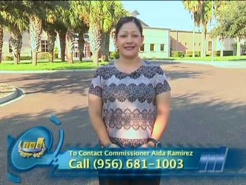 Commissioners Corner Aida Ramirez District 4