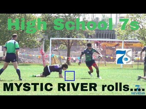 Mystic River rolls at HS 7s Championship