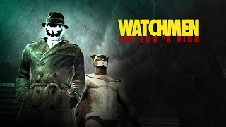 Watchmen The End Is Nigh Full Movie All Cutscenes Cinematic
