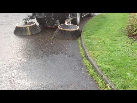 West Lothian 401 Sweeper Demo 1