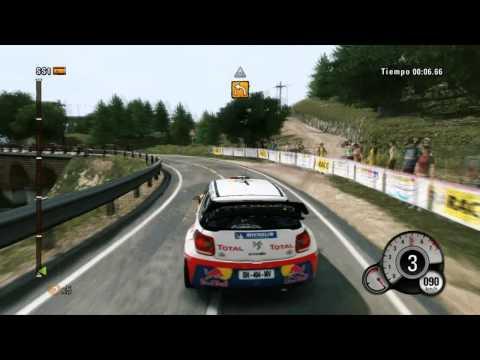 WRC 3 - World Rally Championship 2012 [LINK] - Demo