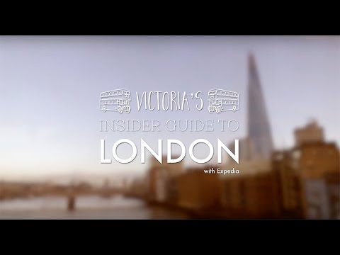 Victoria's Insider Guide to London - Episode 1: Discovering London's Villages