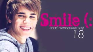 Smile (: | #18 [A Justin Bieber Love Story]