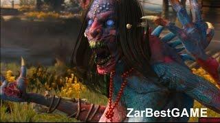 The Witcher 3: Wild Hunt - Жена Барона. Финал. Прохождение #21 | Gameplay Walkthrough