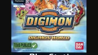[PS1] Digimon World OST - File City (Day) (EXTENDED)