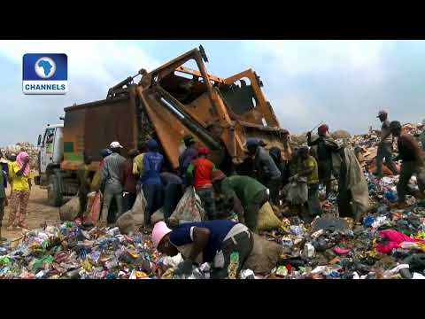 Why Lagos Streets Were Littered With Refuse For Months
