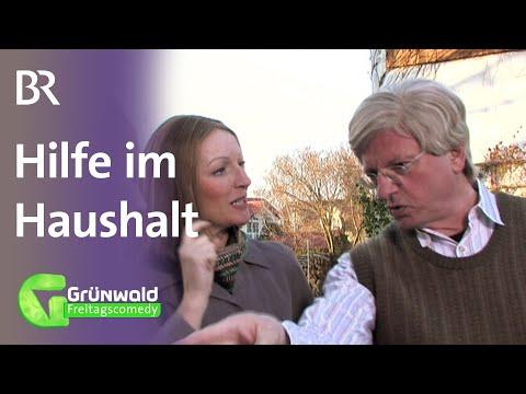 Die männliche Haushaltshilfe | Grünwald Freitagscomedy
