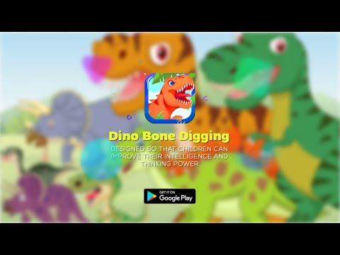 Dino Bones Digging – Young Explorers 1