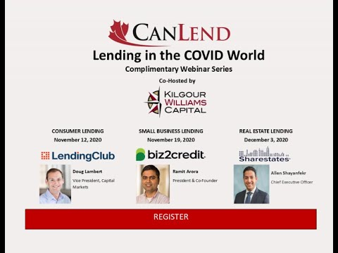 Introduction to Sharestates - Lending in the COVID Era – Short-term Residential Mortgages Panel
